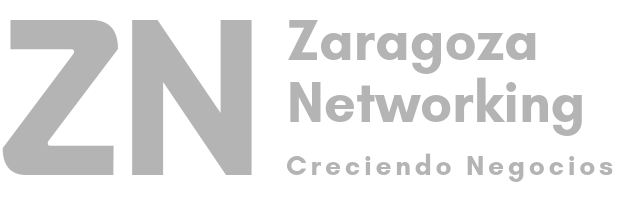zaragoza networking logo pie